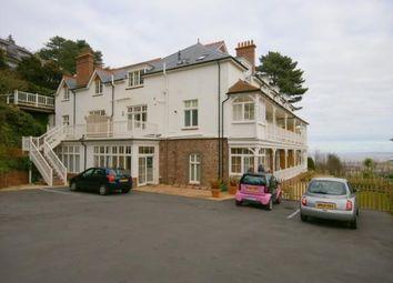 Thumbnail 3 bedroom flat to rent in Church Road, Minehead