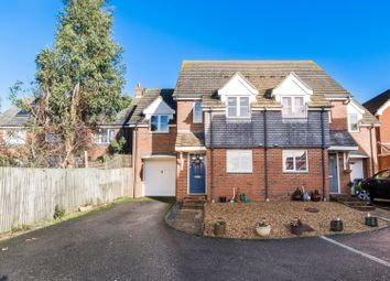 Thumbnail 3 bed semi-detached house for sale in Emelina Way, Seasalter, Whitstable