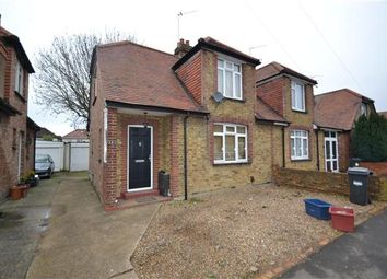 Thumbnail 2 bed semi-detached house to rent in Rosslyn Avenue, Feltham
