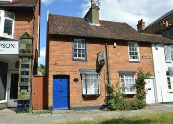 Thumbnail 2 bed cottage for sale in Heath Road, Weybridge, Surrey