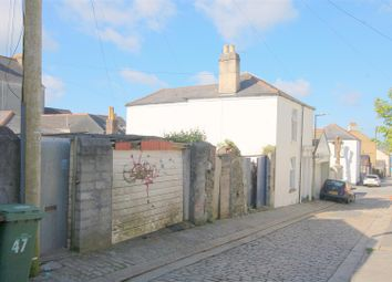 Thumbnail 2 bedroom end terrace house for sale in Healy Place, Stoke, Plymouth