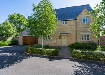 Thumbnail 4 bed detached house for sale in Brewin Close, Cirencester, Gloucestershire