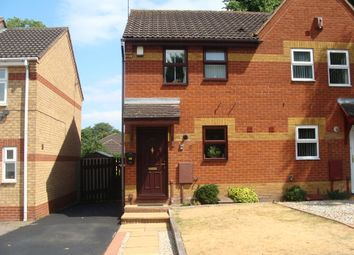 Thumbnail 2 bed semi-detached house for sale in Rednal Mill Drive, Rednal