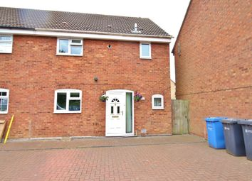 Thumbnail 3 bed semi-detached house for sale in Ives Road, Old Catton, Norwich