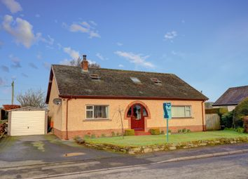 Thumbnail 3 bed detached house for sale in Warrenhill Road, Greenlea, Dumfries