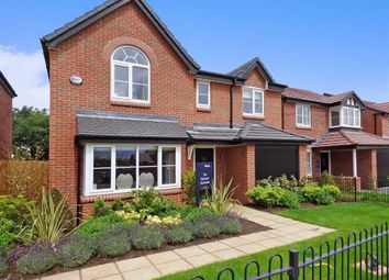 Thumbnail 4 bed detached house for sale in Swanlow Lane, Winsford, Cheshire