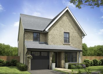 "Thumbnail 4 bed detached house for sale in ""Guisborough I"" at Manchester Road, Chapel-En-Le-Frith, High Peak"