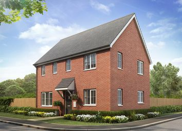 "Thumbnail 3 bedroom detached house for sale in ""The Clayton Corner  "" at Southminster Road, Burnham-On-Crouch"