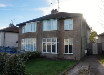 Thumbnail 3 bed semi-detached house for sale in Northcote Road, Downend