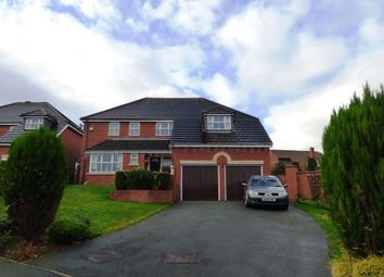 Thumbnail 5 bed detached house to rent in Rhodfa'r Grug, Colwyn Bay