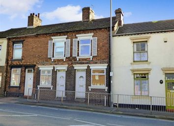 Thumbnail 2 bedroom terraced house to rent in Werrington Road, Bucknall, Stoke-On-Trent