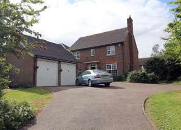 Thumbnail 5 bed detached house for sale in Darenth Place, Green Street Green Road, Lane End, Dartford