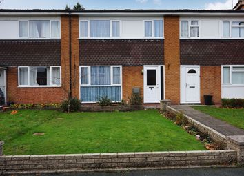 Thumbnail 3 bed terraced house to rent in Swallows Meadow, Solihull