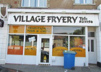 Thumbnail Restaurant/cafe to let in 76 Felpham Road, Bognor Regis