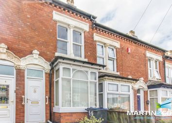 Thumbnail 2 bed terraced house for sale in Ashbourne Road, Edgbaston