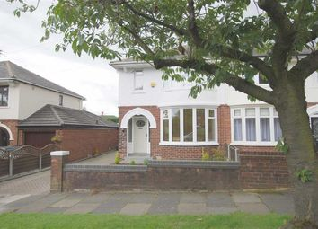 Thumbnail 3 bed semi-detached house for sale in Burnley Road, Bury, Greater Manchester