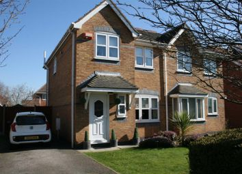 Thumbnail 3 bed semi-detached house for sale in Anglo Close, Aintree, Liverpool