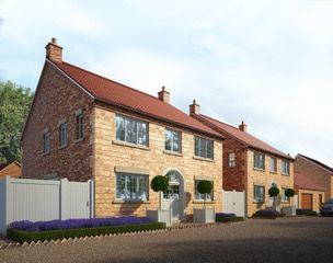 4 Bedrooms Detached house for sale in The Bell, 3 Far Lane, Coleby, Lincoln LN5
