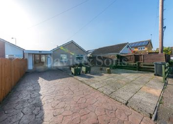 Thumbnail 2 bed detached bungalow for sale in Heath Close, Lliswerry, Newport.