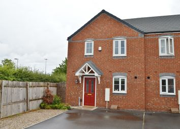 Thumbnail 3 bedroom semi-detached house for sale in Hoskins Lane, Scholars Rise, Middlesbrough