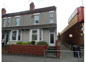 Thumbnail 3 bed end terrace house for sale in Walsgrave Road, Coventry