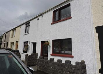 Thumbnail 2 bedroom terraced house for sale in Neath Road, Pontardawe, Swansea