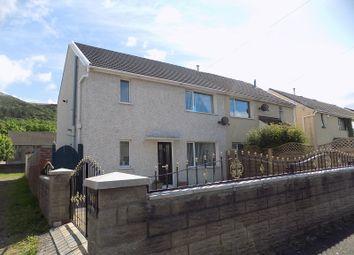 Thumbnail 3 bed semi-detached house for sale in Vivian Terrace, Aberavon, Port Talbot, Neath Port Talbot.