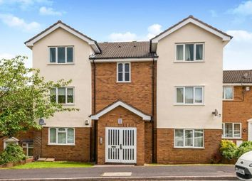 Thumbnail 2 bed flat for sale in Heath Way, Heath Hayes, Cannock, Staffordshire