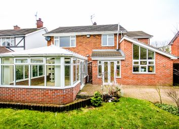 Thumbnail 4 bed detached house for sale in Bamford Road, Bloxwich, Walsall