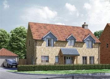Thumbnail 4 bed detached house for sale in Plot 5, 9 Crickets Drive, Nettleham