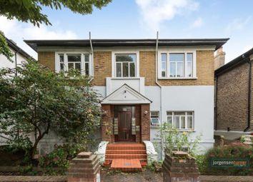 Thumbnail 4 bedroom flat to rent in Brondesbury Road, London