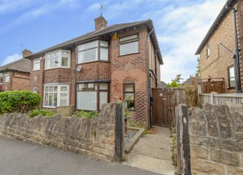 2 bed semi-detached house for sale in Hadbury Road, Sherwood, Nottinghamshire NG5
