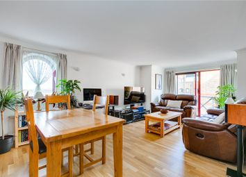 Thumbnail 3 bed flat to rent in Watermans Quay, William Morris Way, Fulham, London