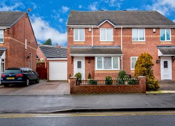 Thumbnail 3 bedroom semi-detached house for sale in Cannock Road, Cannock