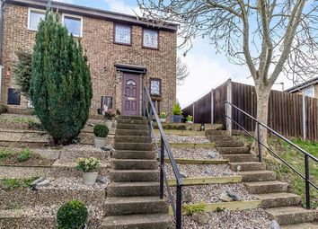 Thumbnail 2 bed semi-detached house for sale in Flamingo Close, Walderslade, Chatham