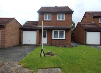 Thumbnail 3 bed detached house for sale in Downe Close, Blyth