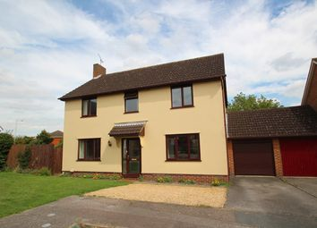 Thumbnail 5 bedroom detached house for sale in Sandpit Close, Rushmere St Andrew, Ipswich