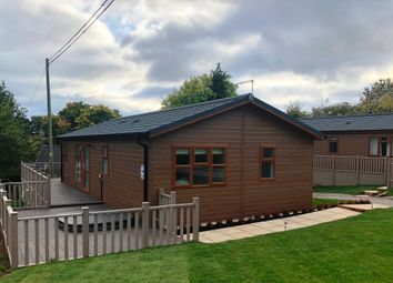 Thumbnail 2 bed lodge for sale in Upper Sapey, Nr Worcs