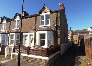 Thumbnail 3 bed end terrace house for sale in Lake Road, Morecambe, Lancashire