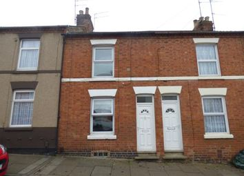 Thumbnail 3 bed terraced house for sale in Northcote Street, Northampton, Northamptonshire