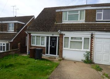 Thumbnail 4 bed semi-detached house for sale in Heatherdale Way, Links View, Northampton, Northamptonshire