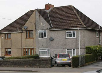 Thumbnail 3 bed semi-detached house for sale in Gorseinon Road, Penllergaer, Swansea