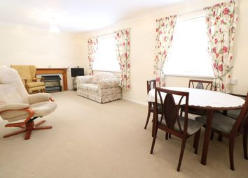 Thumbnail 2 bed flat for sale in Castle Court, Maryport Street, Usk