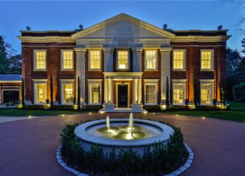 Thumbnail 5 bedroom detached house for sale in Old Avenue, St George's Hill, Weybridge, Surrey
