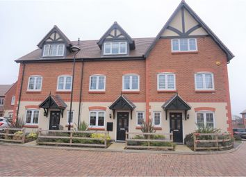 Thumbnail 4 bed terraced house for sale in Four Ashes Road, Solihull