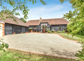 Thumbnail 4 bed detached house for sale in Houghton, Stockbridge, Hampshire