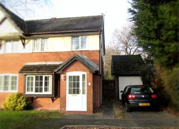 Thumbnail 3 bedroom semi-detached house for sale in Clos Brynafon, Gorseinon, Swansea, West Glamorgan