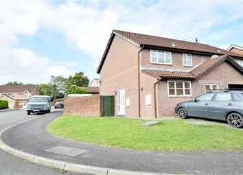 Thumbnail 3 bed semi-detached house for sale in Ty'r Person, Church Village, Pontypridd
