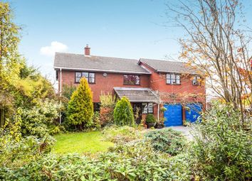 Thumbnail 5 bed detached house for sale in Perry Road, Rhewl, Gobowen, Oswestry