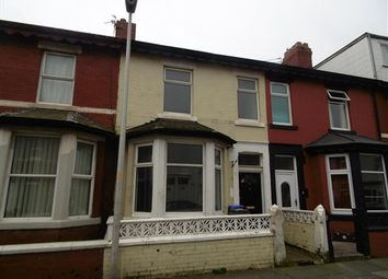 Thumbnail 4 bed property to rent in Eaves Street, Blackpool